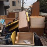 不用品処分してきました。尼崎市