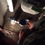便利屋作業 水漏れ対応しました。
