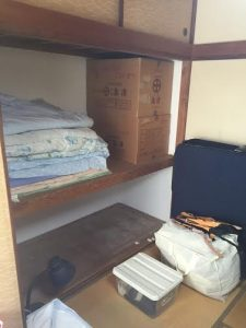 不用品の回収に行ってきました。神戸市中央区