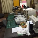会社内の不用品を回収に行ってきました。尼崎市