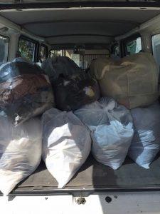 不用品の回収に行ってきました。尼崎市