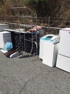不用品の回収に行ってきました。神戸市垂水区