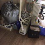 マンション内倉庫の不用品回収に行ってきました。西宮市