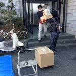 引っ越しのお手伝いをしてきました! 尼崎市大島