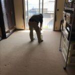 ダニ駆除と部分清掃に行ってまいりました! 兵庫県川辺郡