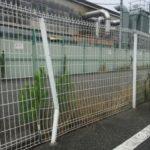 【事故対応】フェンス修理に行ってきました! 尼崎市